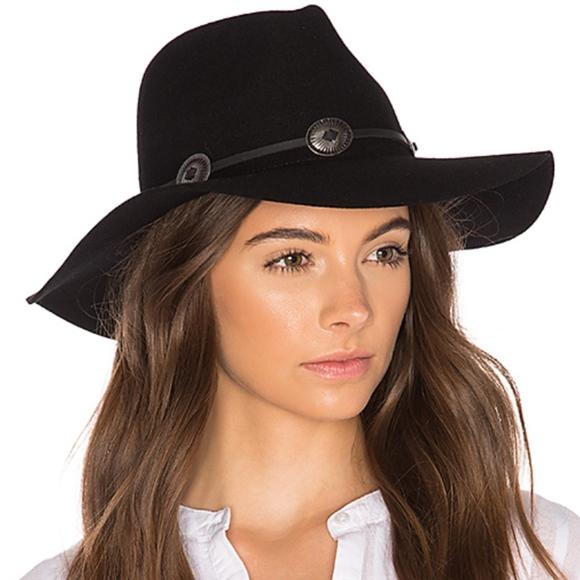 f5cba948c8904 Brixton Accessories - BRIXTON  Cedar  Wool Felt Fedora Boho Hat
